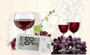 Rượu vang đỏ và bệnh tiểu đường!